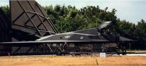 Lockheed F-117A Night Hawk 83-0823/HO at Gilze Rijen AB, Netherlands