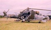 Mil Mi-24D 0220 Czech Air Force