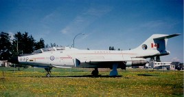 Royal Canadian Air Force F-101B