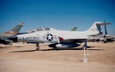 USAF F-101B Voodoo