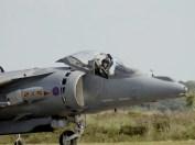RAF Harrier, ZD465