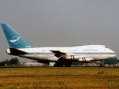 B747-2SP Syrian Air YK-AHB