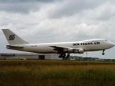 Boeing 747-249F(SCD) N742SJ Southern Air