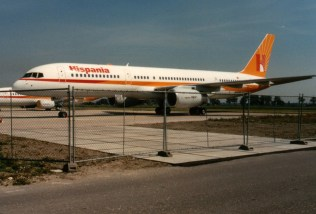Boeing 757-23A N510FP Hispania