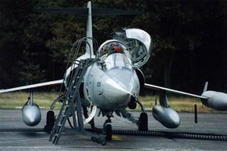 Italian Air force F-104S ASA M