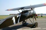Fokker D.VIII N111EV/17 Belgian Air Force