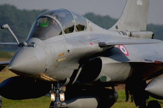 French air force Rafale 118-EA