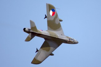 IMGP6617 Hawker Hunter KLU colors