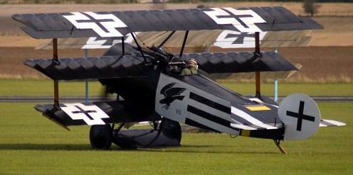 IMGP5023 Dux07 Fokker DR1 VII