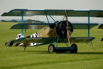 IMGP5160 Dux07 Fokker DR1