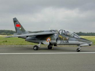 beau05 Alphajet E17 314-UN French Air Force