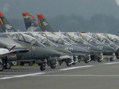 Alphajet line up