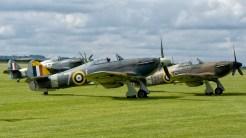Hawker Sea Hurricane Mk1B G-BKTH Z7015