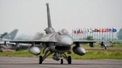 IMGP9218 Lockheed Martin F-16CJ Fighting Falcon Polish AF 4017