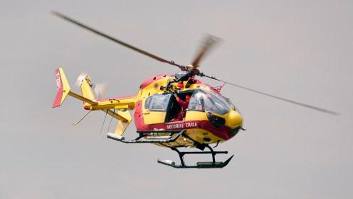 Eurocopter-Kawasaki EC-145 -BK-117C-2- F-ZBPL