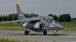 IMGP0956 Dassault-Dornier Alpha Jet 1B Belgian AF AT-06