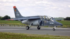 IMGP0965 Dassault-Dornier Alpha Jet 1B Belgian AF AT-32