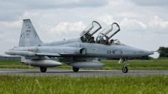 IMGP1030 CASA SF-5B Freedom Fighter Spanish AF AE9-029