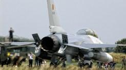 IMGP1038 General Dynamics SABCA F-16BM Fighting Falcon 401 Belgian AF FB-09