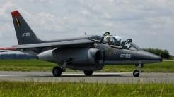 IMGP1079 Dassault-Dornier Alpha Jet 1B Belgian AF AT-05