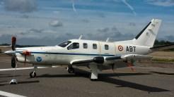IMGP1094 Socata TBM-700B ABT 156 French Army
