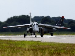 alpha jets taxiing turnpoint