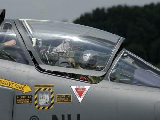 alpha jet E105 8-NU close up