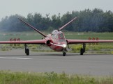 beau04 fouga mt48 taxiing