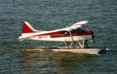 de Havilland Canada DHC-2 Mk.1 Beaver C-FWAC Baxter Aviation