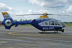 EC135 D-HBBY Polizei (German Police)