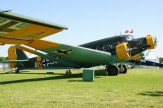 Junkers (CASA) 352L (Ju-52) F-AZJU/AZ+JU