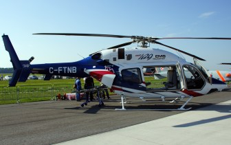 Bell 429 EMS C-FTNB