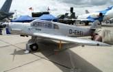 Messerschmitt Bf-108 Taifun D-EBEI Lufthansa ILA 2006