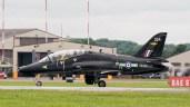 British Aerospace Hawk T1A XX324 RAF
