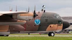IMGP8405 Lockheed C-130H Hercules L-382 345 Jordanian AF