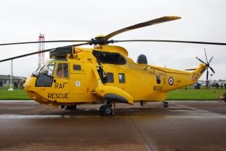 ZA105 Westland Sea King HAR.3 RAF