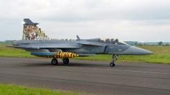 IMGP4160 Saab JAS-39C Gripen Czech AF 9235