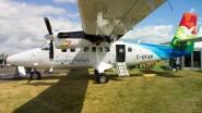 De Havilland Canada Viking DHC-6-400 Twin Otter C-GFAP Air Seychelles