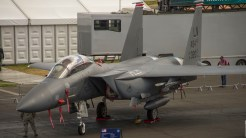 McDonnell Douglas F-15E Strike Eagle 91-0320 LN USAF