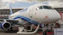 _IGP7803 Sukhoi SSJ-100-95B Superjet 100 RRJ-95B RA-97010