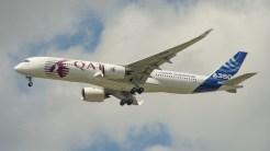 Airbus A350-941 F-WZNW Qatar-Airbus