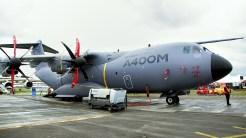 Airbus A400M Atlas F-WWMZ Airbus Military