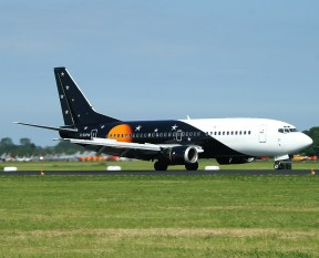 Boeing 737-300 Titan Airways