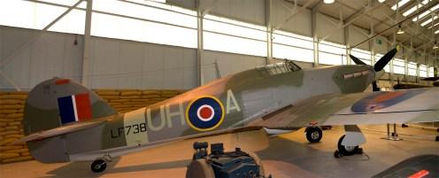 Hawker Hurricane Mk2C LF738 UH-A