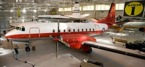 Hawker Siddeley HS-780 Andover E3A RAF XS639