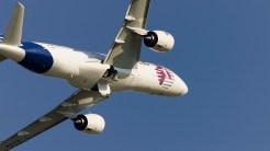 Airbus A350XWB Airbus-Qatar colors F-WZNW
