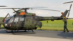 MBB BO-105P1M 61+76 German Army