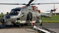 Westland WG-13 Super Lynx Mk88A 83+18 German Navy