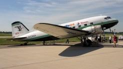 Douglas C-47B Skytrain DC-3 D-CXXX