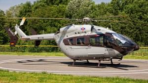 Eurocopter-Kawasaki EC-145 BK-117C-2 D-HAKA
